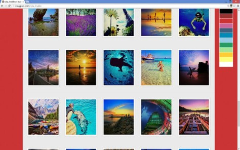 How To Change Your Instagram Page Color? 3