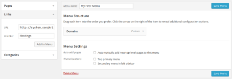 How To Create Menus In WordPress? 2