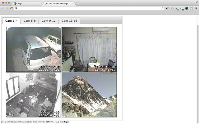 How To Watch Your Security Cameras (Web Cams & CCTV) From