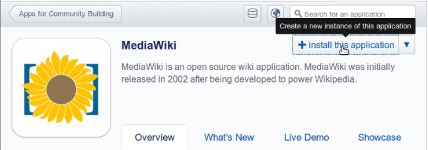 How To Start A Mediawiki Website From cPanel? 4