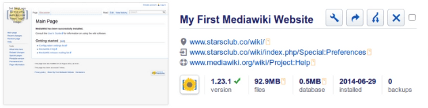 How To Start A Mediawiki Website From cPanel? 7
