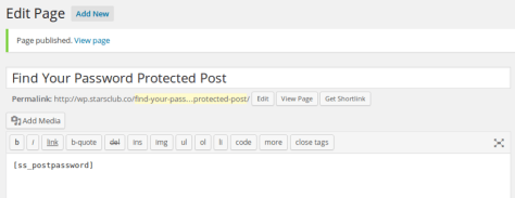 How To Find Password Protected Posts In WordPress? 1