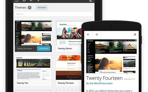 How To Center Align Twenty Fourteen WordPress Theme With CSS?