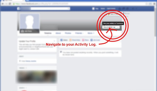 How To Delete All Facebook Timeline Activity Logs?