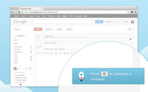 KeyRocket for Gmail™ 2