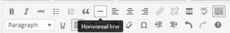 Horizontal Line 1