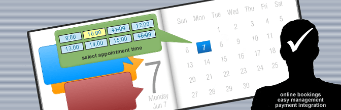 Appointment Booking Calendar – Book Appointments Online From Your WordPress Site