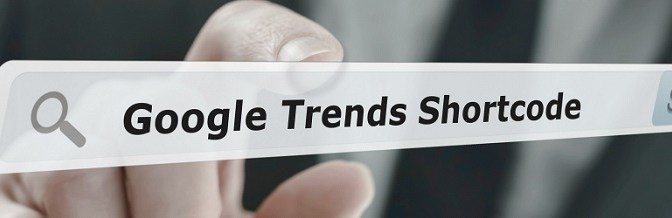 Generate Google Trends Graph To Compare Keywords In WordPress