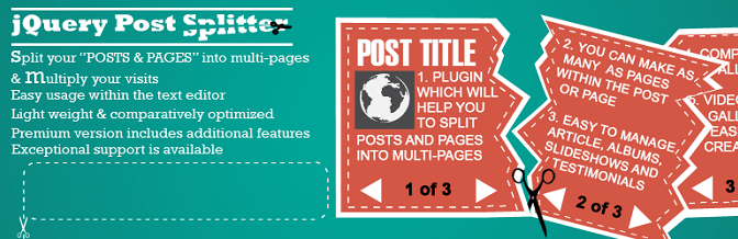 Replace WordPress Built-in Post Pagination With AJAX Carousel