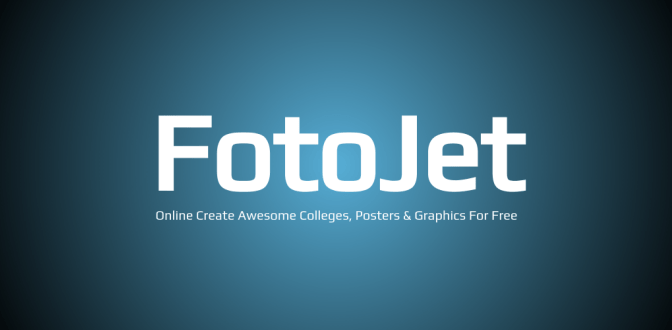 FotoJet – Online Create Awesome Collages, Posters & Graphics For Free