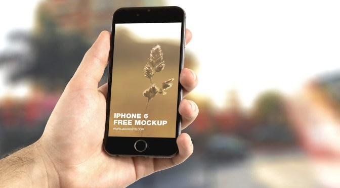 MockUPhone – Wrapping App Screenshots On Mobile Devices