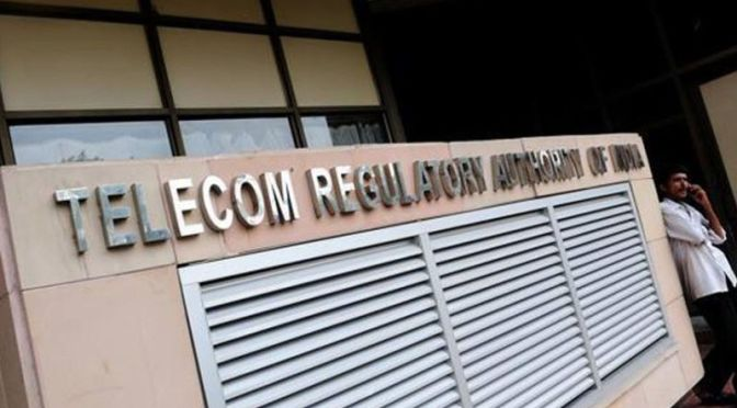 TRAI Must Assertively Amend The Situation