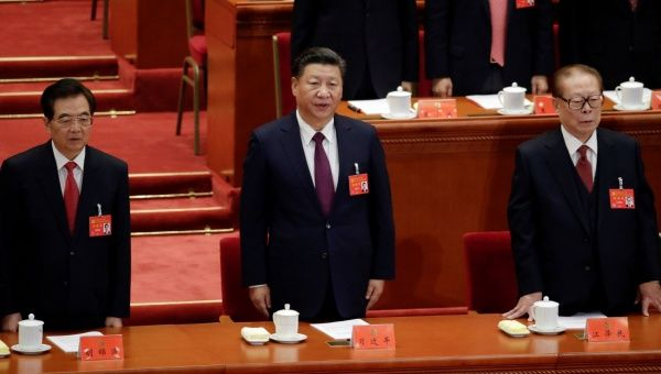 Democracy Might Disintegrate China