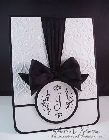 Bow Tied Card