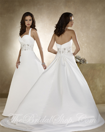 Halter Neck Wedding Gowns: Halter Neck Prom And Wedding Dresses