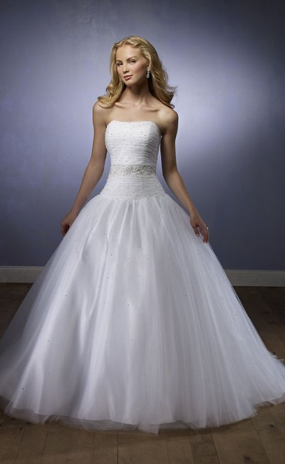morilee bridal ball gown