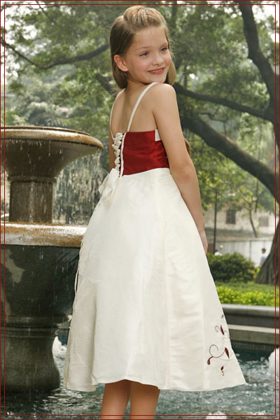 flower girls wedding dresses