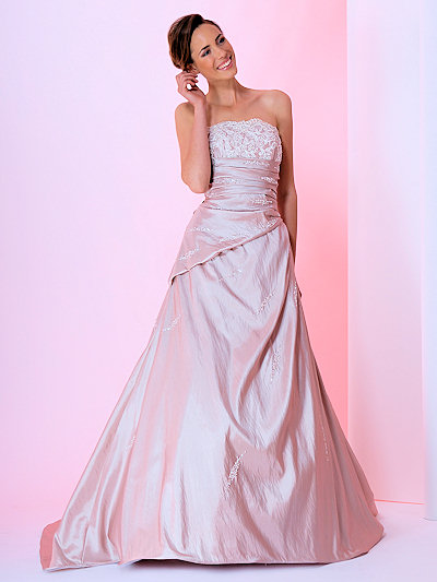 a-line wedding dress shape
