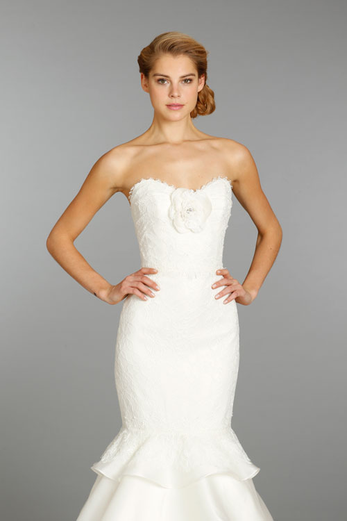 alvina valenta ivory lace organza bridal gown 05