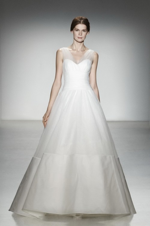 amsale spring 2014 wedding gown collection 09