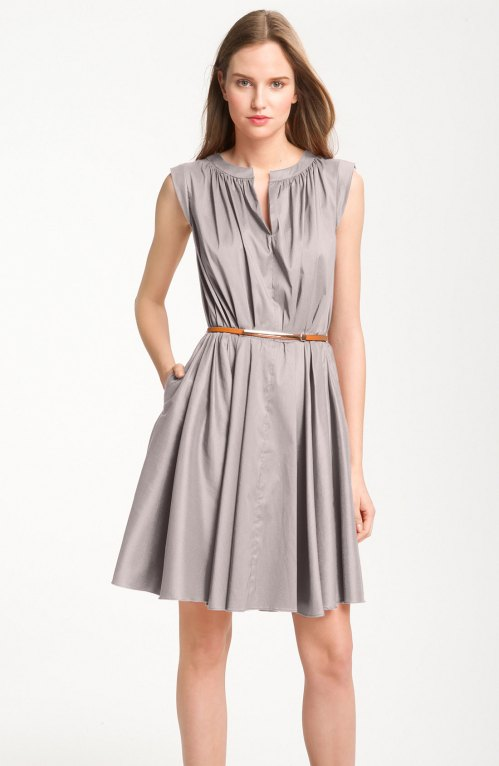 fall short wedding guest dress