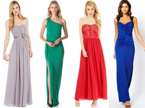 formal summer wedding guest dresses