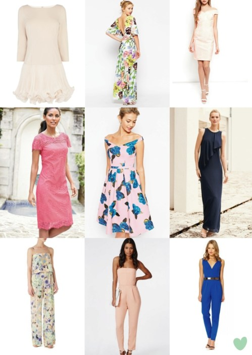 floral wedding guest dresses 2015 for summer