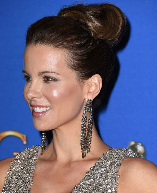 Kate Beckinsale best inspired wedding hairstyles