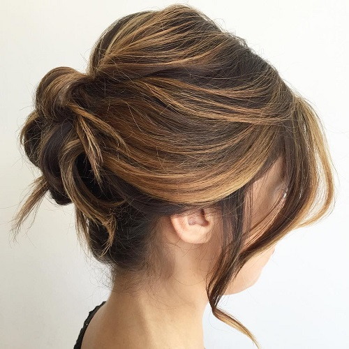 prom hairstyles for medium hair 06