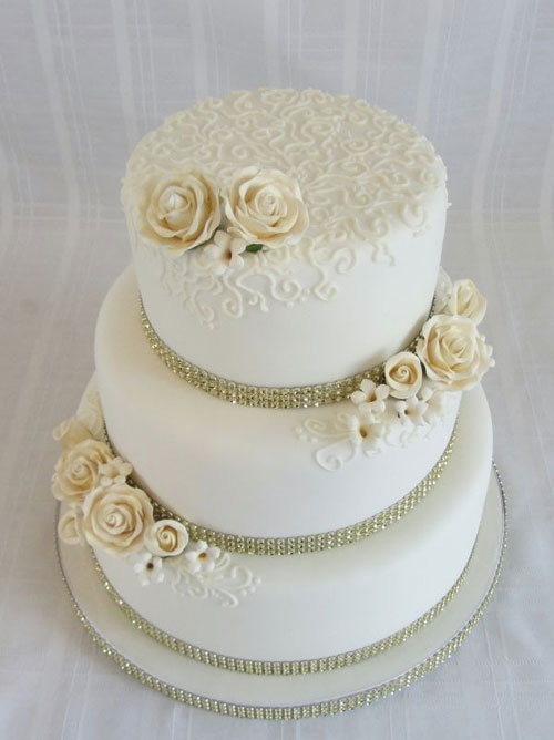 wedding anniversary cake ideas