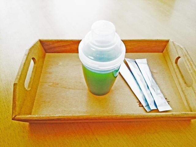 青汁ダイエット