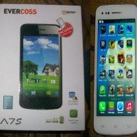 Cara Flashing Evercoss A7S terbaik