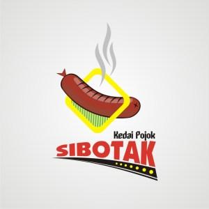 Logo Kedai Sosis Sibotak