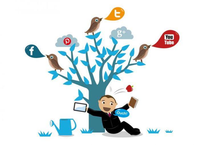 admin social media