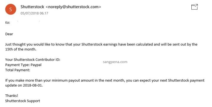 pembayaran shutterstock, bayaran shutterstock