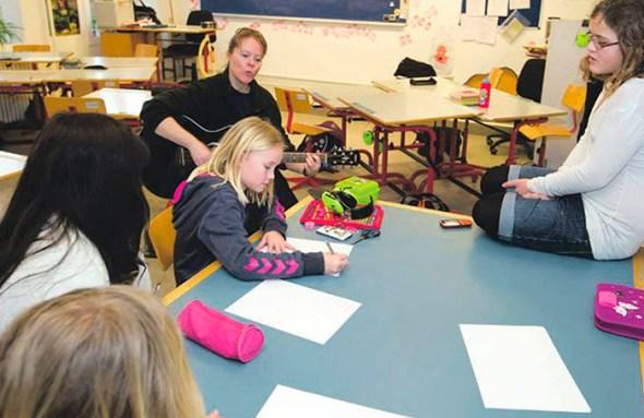 Musik i grundskolen - indskoling, mellemtrin, overbygning