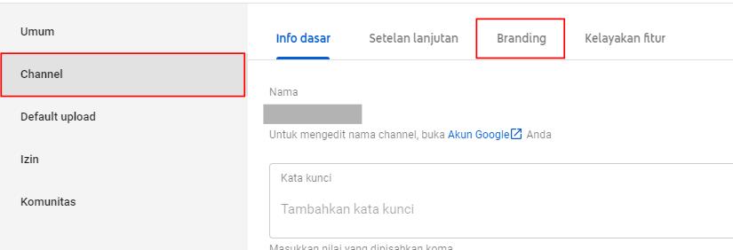 Memasang Logo Langganan/Subscribe pada Video Youtube  