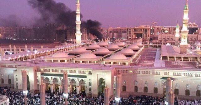 BOM MADINAH, FITNAH APA LAGI YG DIARAHKAN KEPADA UMAT ISLAM? |