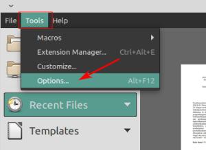 Cara Ubah Tampilan LibreOffice menjadi Mirip Microsoft Office Terbaru |
