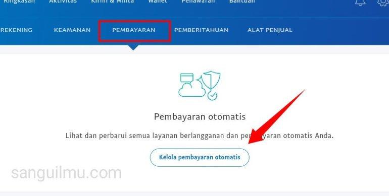 Cara Menghentikan Pembayaran Otomatis di Paypal |