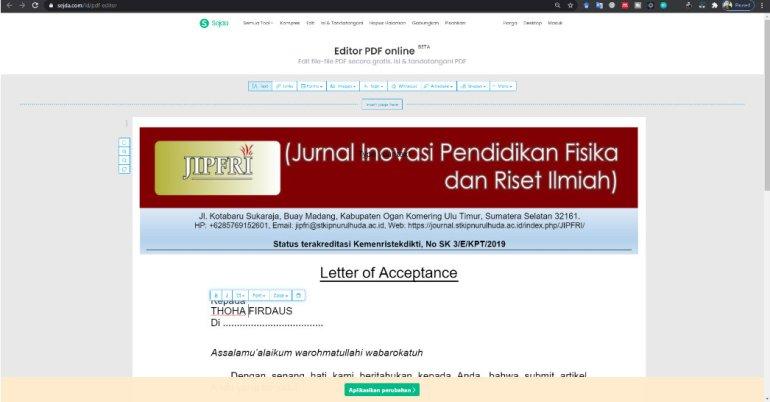 3 Cara Edit Tulisan di PDF, GRATIS! |