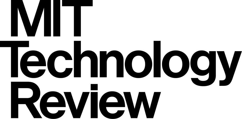 MIT Tech Review logo