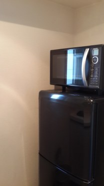 Kulkas + microwave