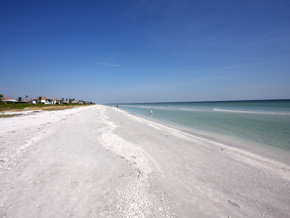 Beach at Sundial