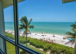 View from Island Beach Club #P6D, both listed & sold by SanibelSusan