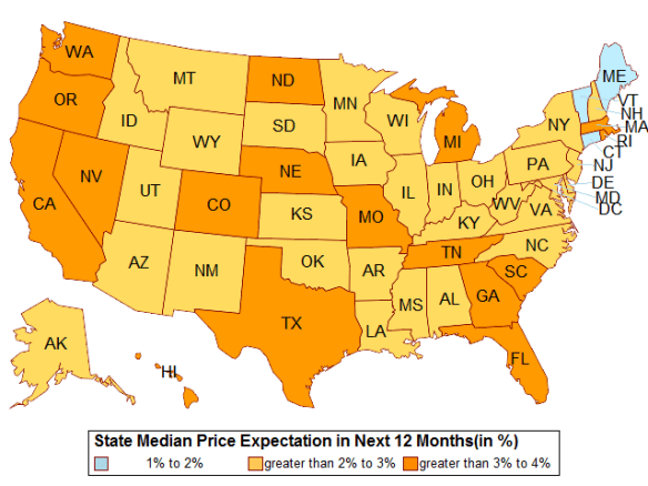 StateMedianPriceMap