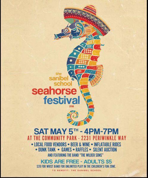 seahorse festival 2018