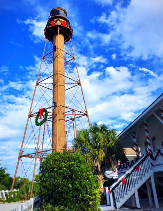 Sanibel lighthouse 2018