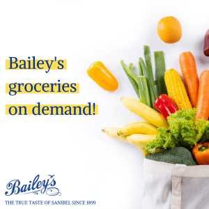 Bailey's Groceries on Demand