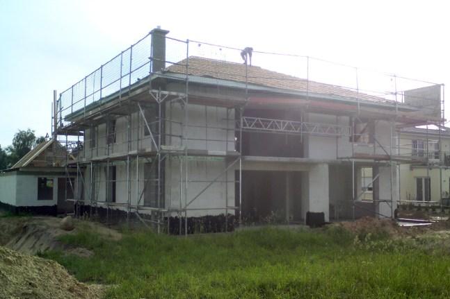 Neubau · Rohbau in Teltow